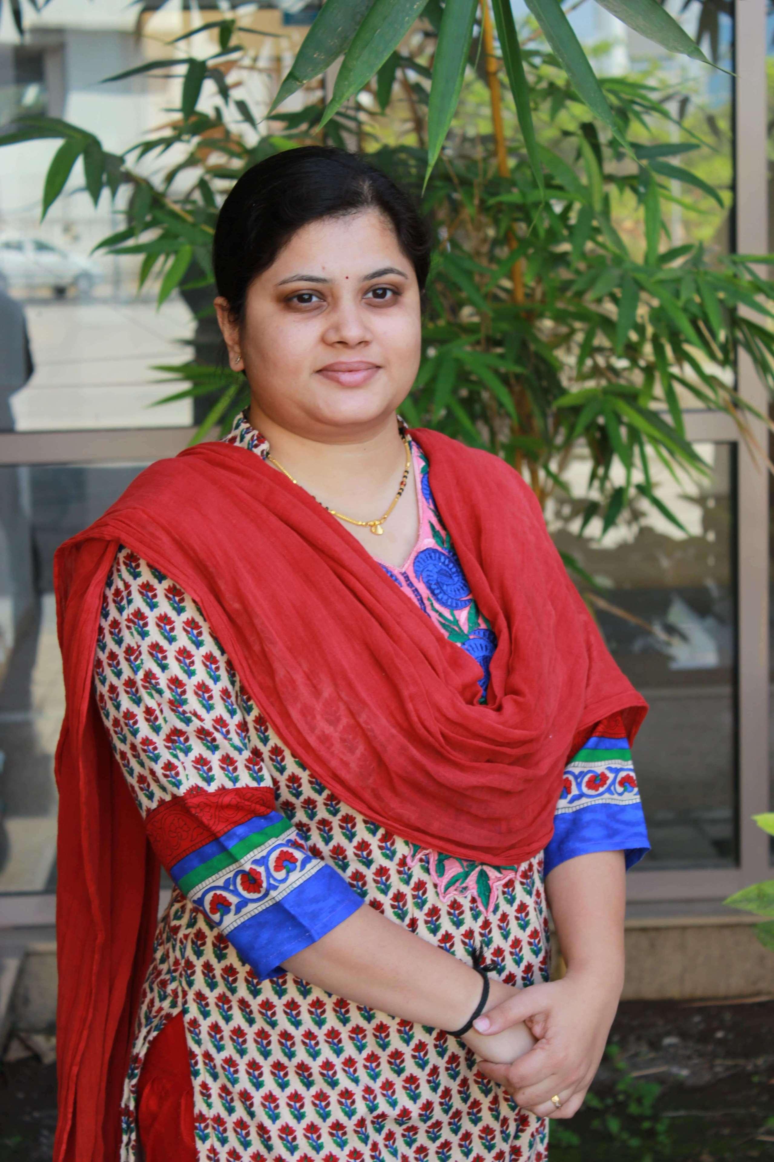 Mrs. Patvardhan Neha